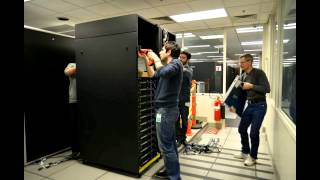 IBM FlashSystem 820 - Half-Petabyte Demo