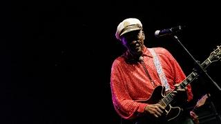 رحيل الموسيقي الأمريكي تشاك بيري رائد الروك أند رول
