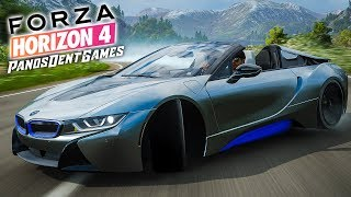 ΤΟ ΑΚΡΙΒΟΤΕΡΟ DRIFT AYTOKINHTO BMW I8 SPYDER | Forza Horizon 4 Full Game Part 11