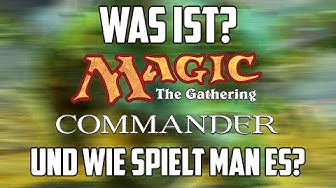 Magic: The Gathering - Was ist Commander? - Magic lernen mit Prinny #2