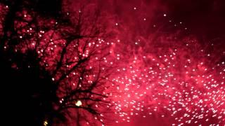 Шоу фейерверков на Воробьевых горах 7 октября. Фестиваль