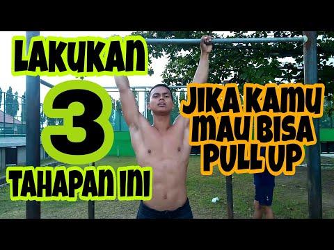 3 Tahapan Yang Harus Kamu Lakukan Kalau Mau Bisa  PULL UP