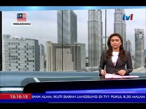 KDNK MALAYSIA 2017- DIJANGKA LEBIH KUKUH SUSULAN PRESTASI SUKU PERTAMA [22 MEI 2017]