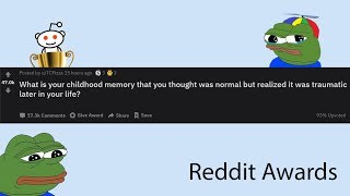 9 CHILLING Childhood Memories from Reddit Users / scary true