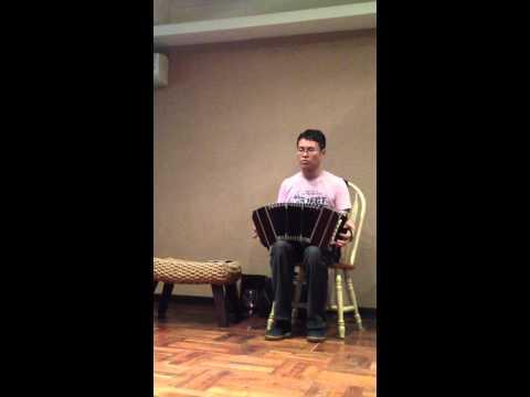 五月讀人會:讀程希智 + Tango + 手風琴