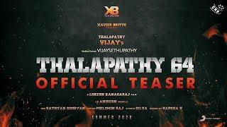 Master Teaser – Thalapathy 64 Mass Updates | Vijay | Vijaysethupathi | Aniruth | Lokesh