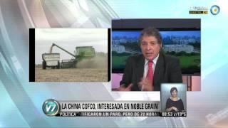 Visión 7: La china Cofco, interesada en Noble Grain