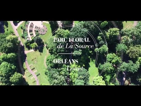 Parc Floral d'Orléans La Source - Saison 2017
