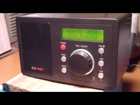 CC WiFi, Internet Radio. Kaput!