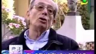 """Andrés Bedoya Ugarteche (la Ortiga)  entrevistado por """"Enemigos Intimos"""" (2-3)"""