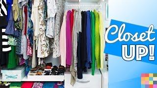 Closet – Monte o seu gastando pouco