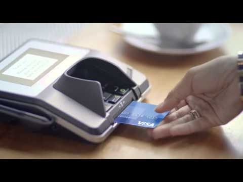 VISA Use Your Chip Card Everywhere LEGAL 2
