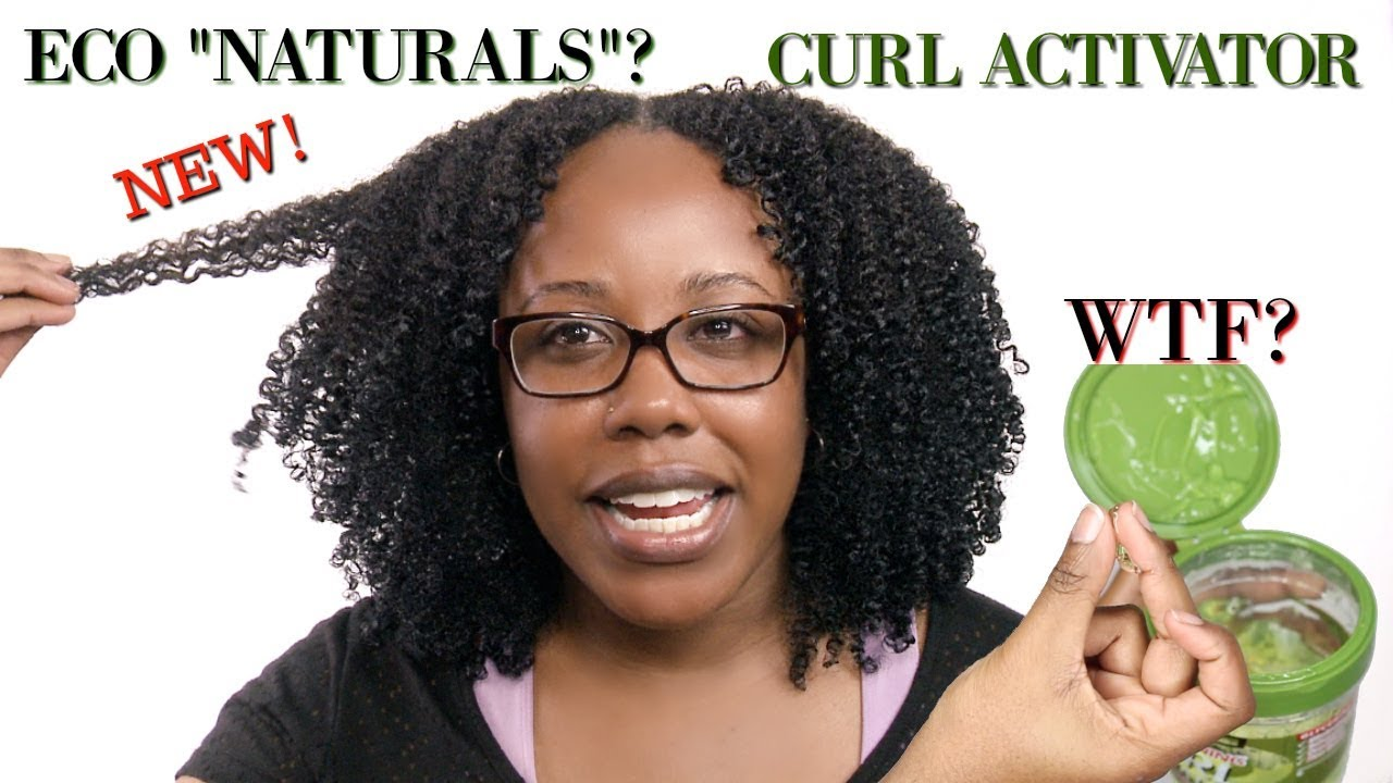 This Eco Natural Curl Activator Review Totally Went Left