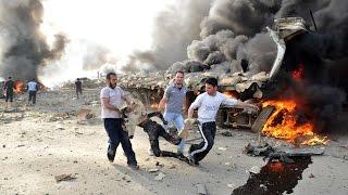 Как русские в Сирии убивают мирных жителей!!!
