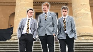 GOING BACK TO SCHOOL | Jack Maynard & Josh Pieters