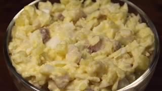 Лучшая закуска из селедки! Это самый обалденный рецепт!