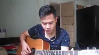 Tình đơn phương - guitar cover - Zuee Tran