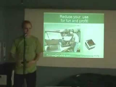 Its Your World: Thomas Talks About Home Energy Efficiency - Part 2