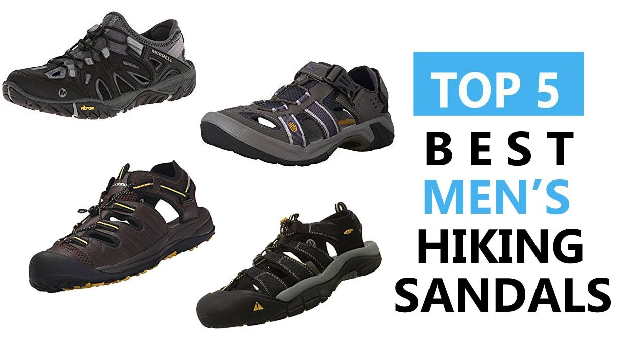 371bb8d4a528 Top 5 Best Men s Hiking Sandals Review 2018 - YouTube