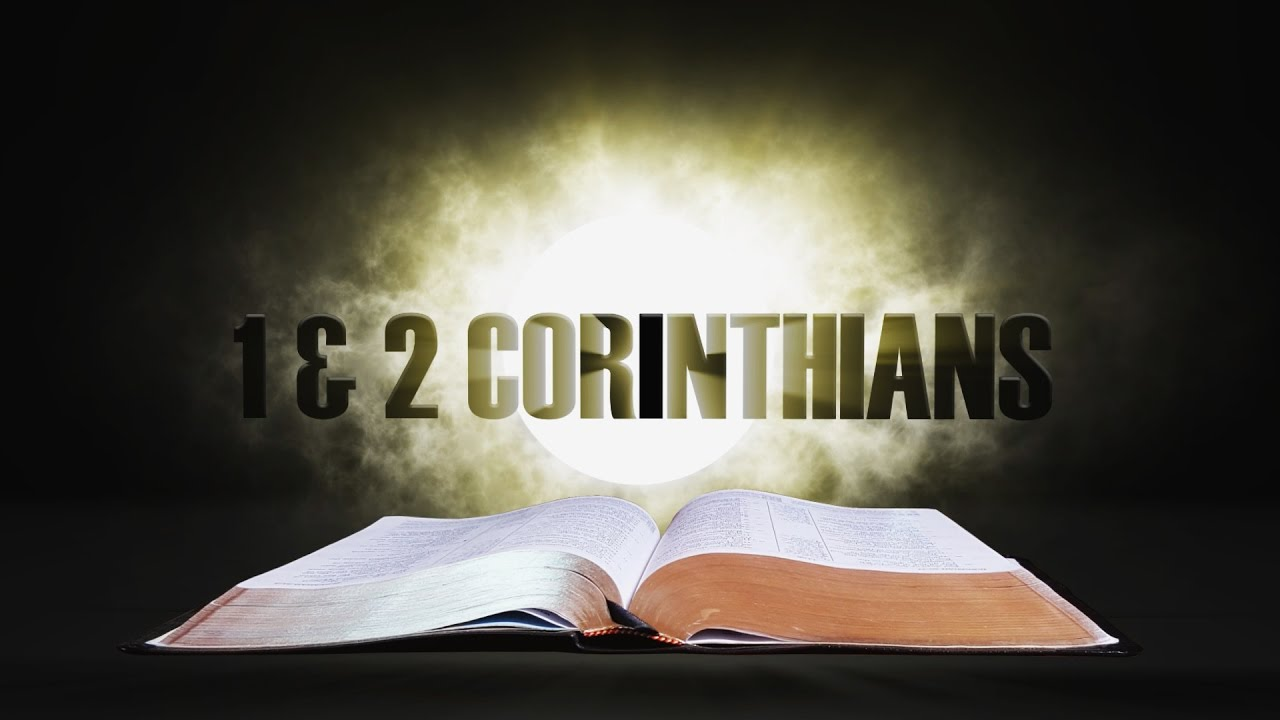 1 corinthians overview Book summary the word lord occurs more times in this book than any other book christ needs to be the center of the church, the church needs to be built on the rock.