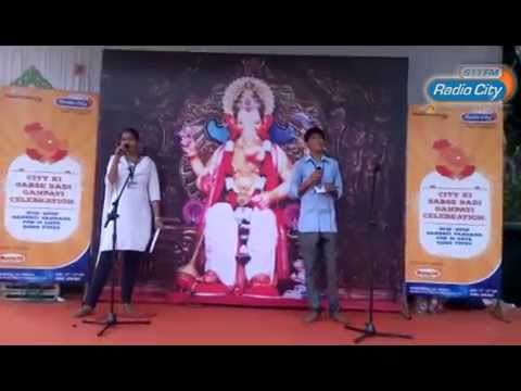 Non Stop Ganesh Vandana Record: Radio City Nagpur | Radio City 91.1 FM