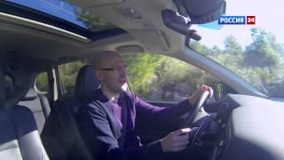 Гибридный Mitsubishi Outlander PHEV // АвтоВести 147