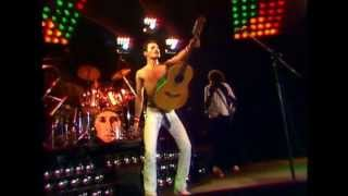 Queen - Crazy Little Thing Called Love - Live At The Bowl - 5 June  1982