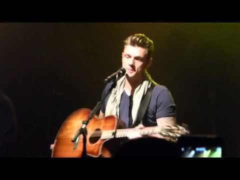 Nick Carter - I've Got You - Toronto - March 17, 2016