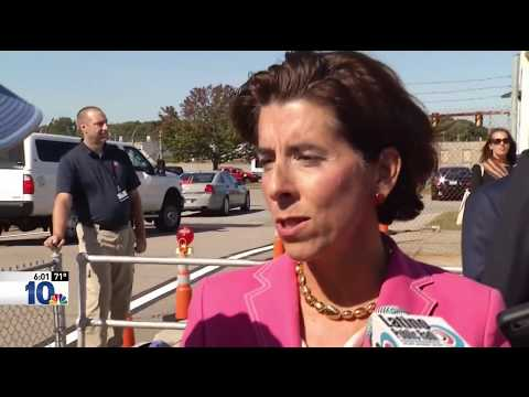 NBC Providence: Gina Raimondo Lashing Out At Rhode Island Media Outlets