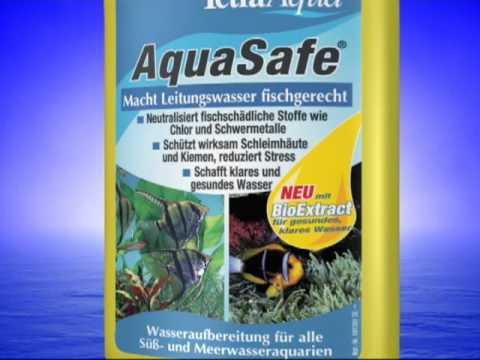 Tetra Aquasafe Easybalance Youtube