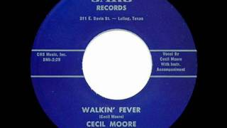 Cecil Moore - Walkin Fever.wmv