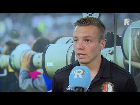 Clasie over Klassieker: 'Wij gaan naar Ajax toe om te winnen'