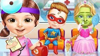 Sweet Baby Girl Superhero Hospital Care - Play Super Hero Princess Hospital Makeover Games For Girls