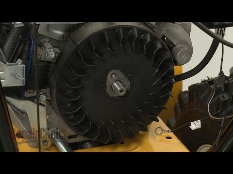 Fan Blade - Cub Cadet Snowblower