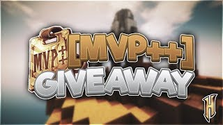 Easy way to get MVP++ Rank for FREE! (Giveaway Closed)
