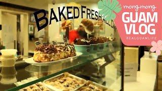 괌주부 일상 VLOG | 괌 힐튼호텔 카페치노 케이크…