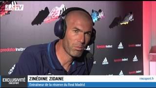 Polémique autour de son diplôme : Zidane se défend et contre-attaque