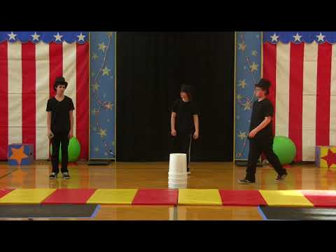 The Sharon Academy Middle School Circus