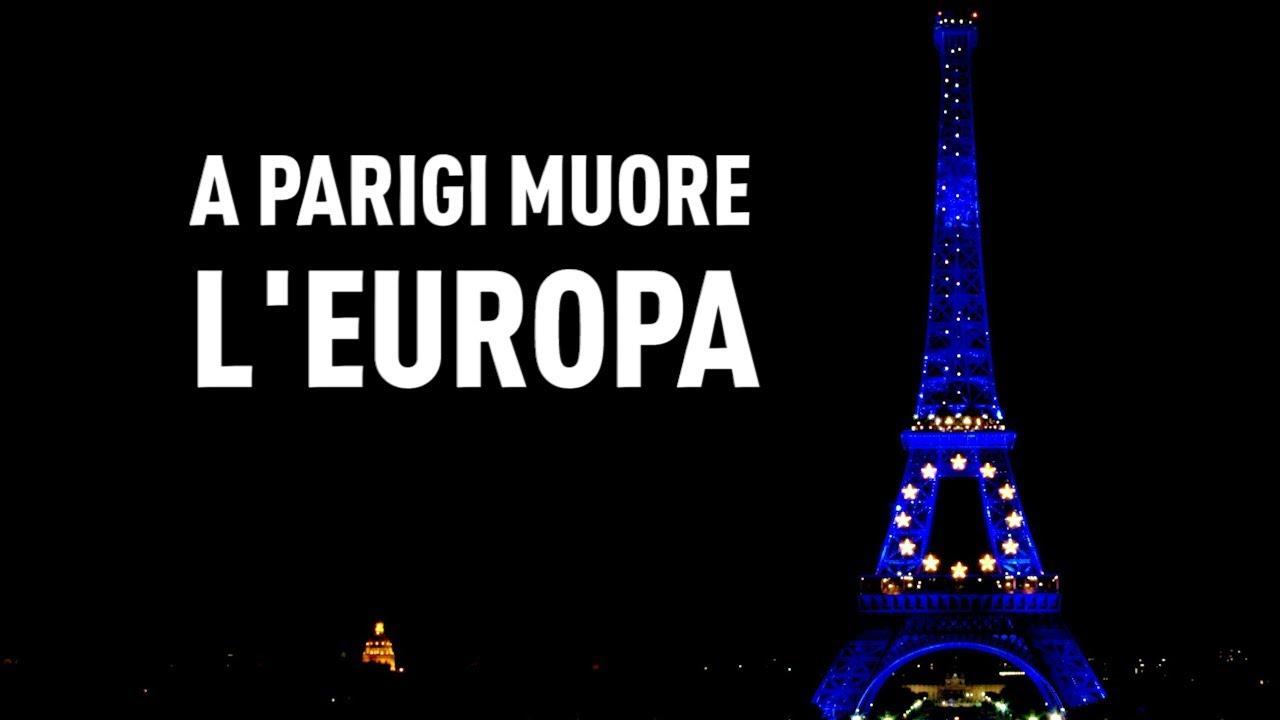 PTV News - 26.03.19 - A Parigi muore l'Europa