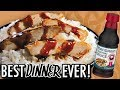 HOW TO COOK IF YOU DON'T KNOW HOW TO COOK: Teriyaki Chicken with Rice!   Ronni Rae