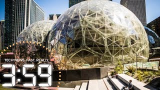 Where in the world is Amazon HQ2 (The 3:59, ep. 302)