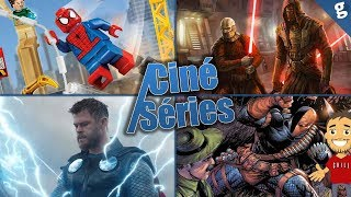 Lego Spider-Man / fake Avengers 4 / Film Old Republic StarWars ? / Titans Deathstroke / etc ...