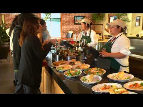 Healthy Restaurants in LA County - Smaller Portions - Choose Health LA