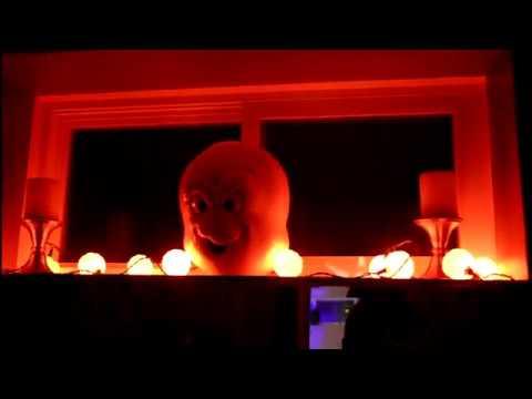 dcoration intrieur halloween