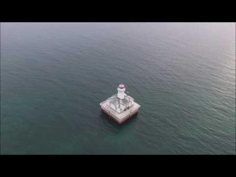 Fourteen Foot Shoal Lighthouse
