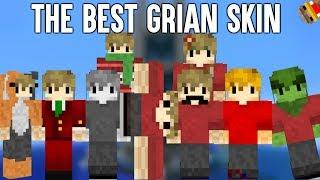 What is the Best Grian Skin? [HermitCraft Season 6 / 7] YouTube