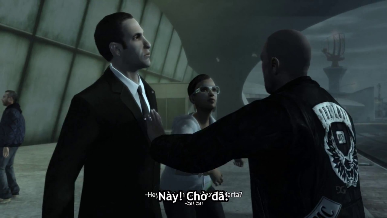 GTA IV: EFLC (09) Heavy Toll | Marta Full of Grace [Vietsub]