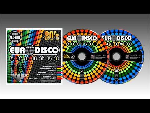 80's Revolution - EURO DISCO Volume 1 | Video-Promo