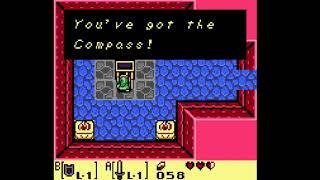 La Leyenda De Zelda: a Link Awakening DX 100% a Un Desafío de la Vida: Todos los Artículos, Actualizaciones, Corazones