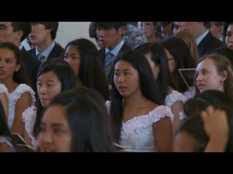 Baccalaureate Class of 2017 (May 28, 2017)
